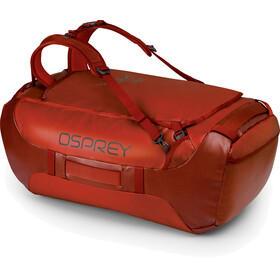 """Osprey Transporter 95 Backpack Ruffian Red"""